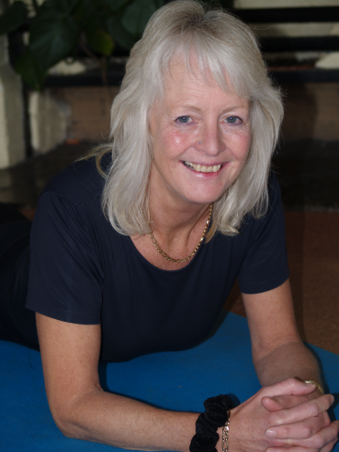 Pilates Instructor Jan Davies of Movement and Health, Brighton