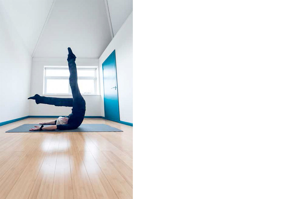 Jan Davies Brighton Pilates Classes