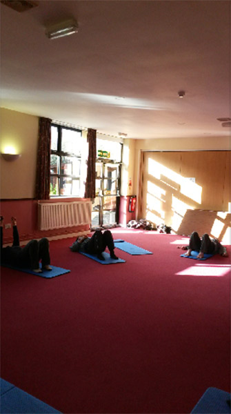 Pilates classes Brighton